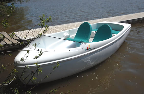 Encore - Pedal & Electric Boat