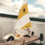 john's escapade with sail