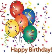Happy Birthday Escapade